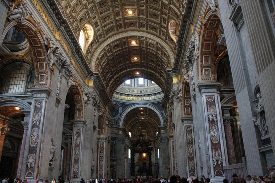 Dios Italia Richardgophoto Vatican Architecture History Iglesia Indoors  Religion