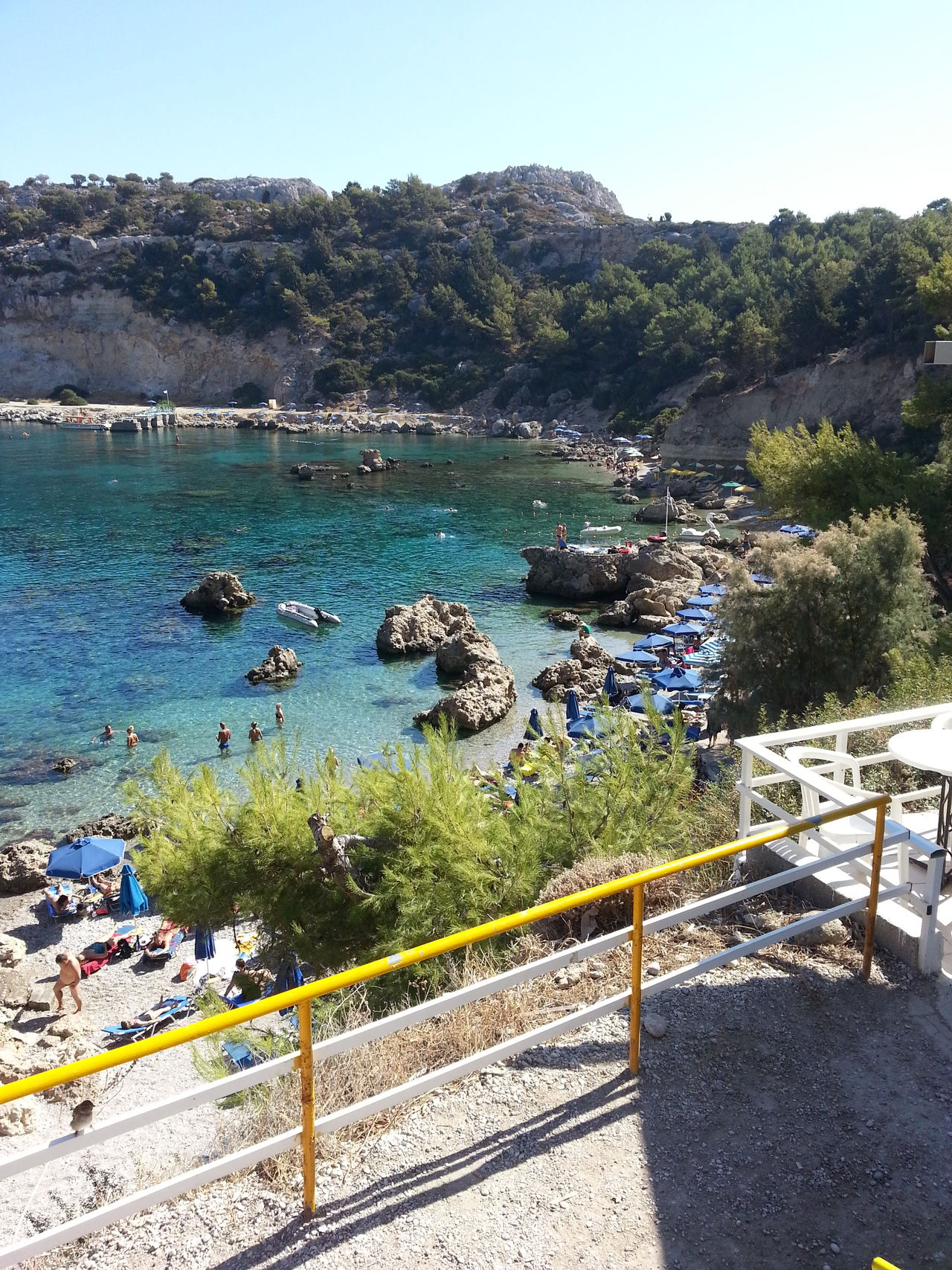 Rhodos Anthony Quinn Bay