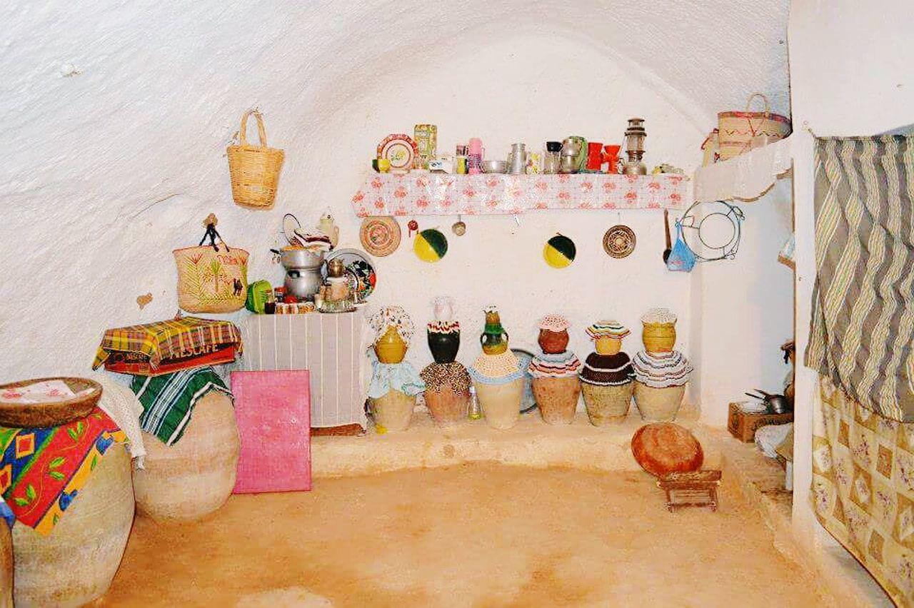 Tunesia Berber  Berberhouse House Colors Travel EyeEmNewHere Architecture Interior Authentic