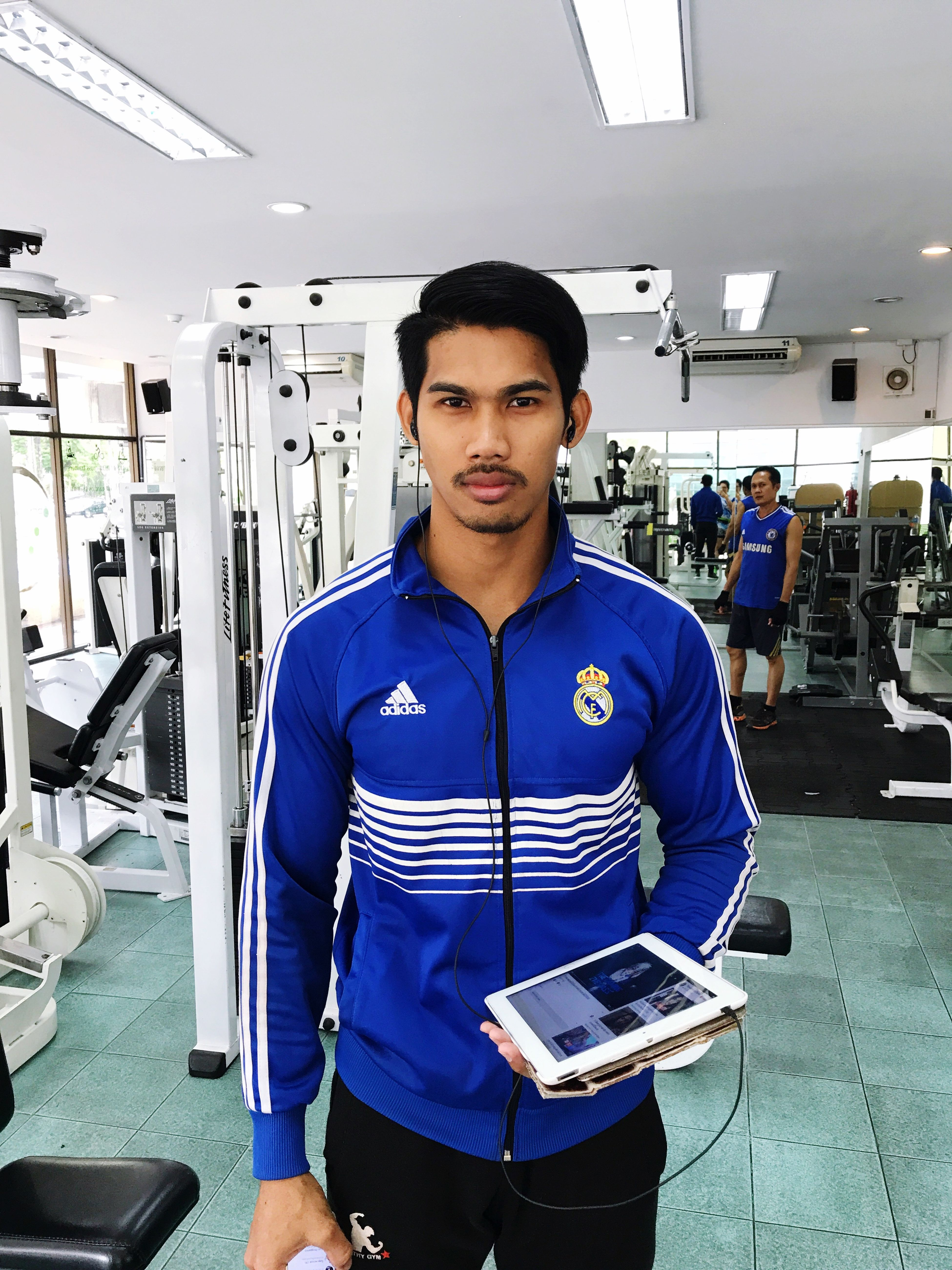 My Trainer เทรนเนอร์พี่สั่งให้ไปกินพิซซ่า กะ แม็คนั่ม!! 😍💋 สวรรค์ !! Personal Trainer Fit Factory Fitness Fitness Training Fitnesslifestyle  Fitness Model
