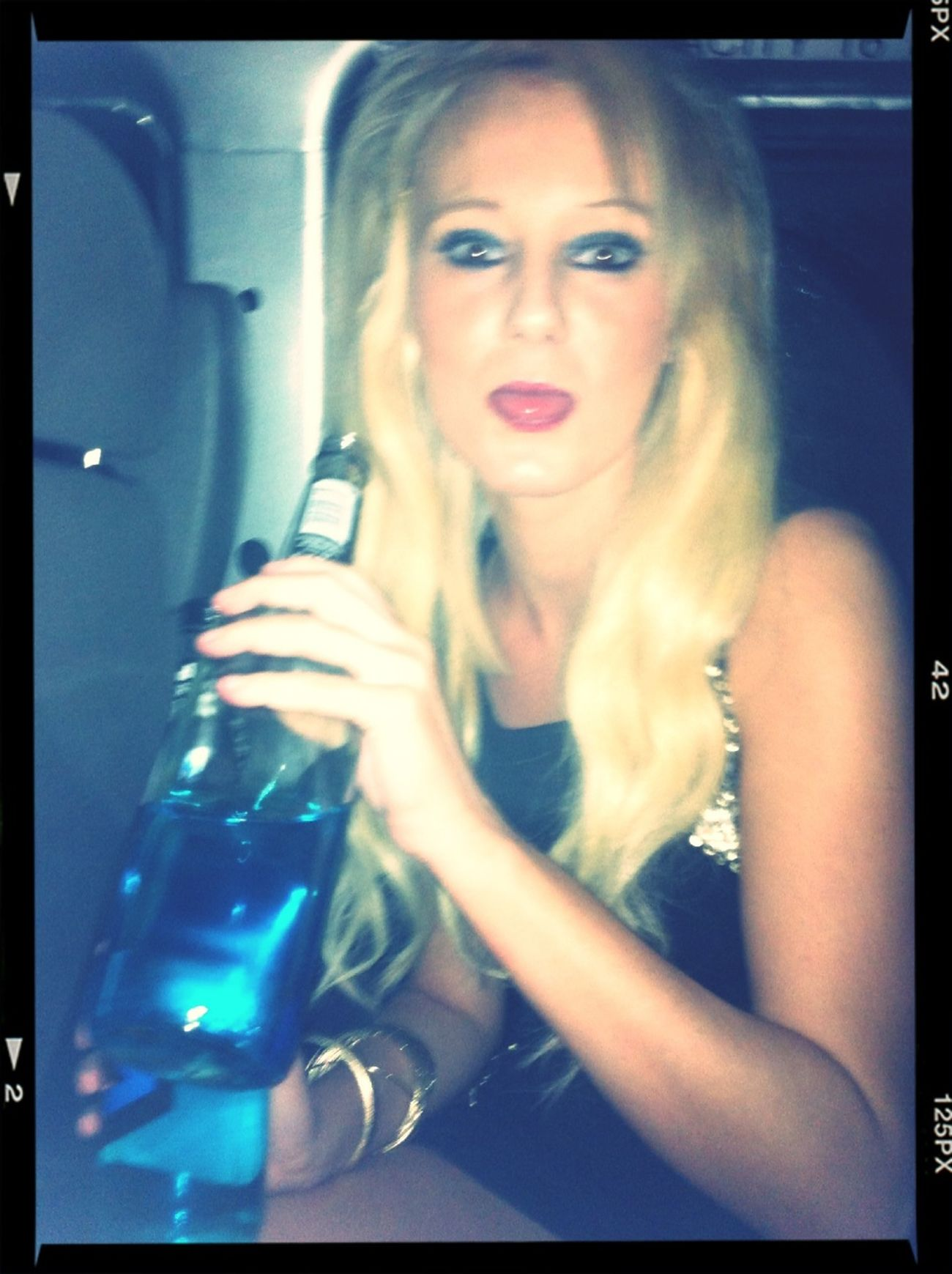 Boozing