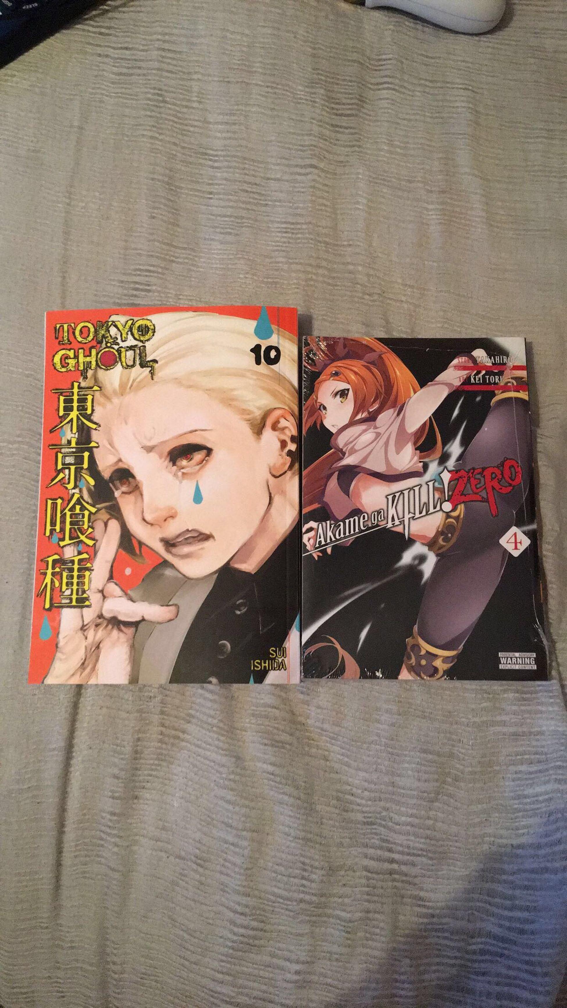 Manga Tokyoghoul Tokyo Ghoul Akame Ga Kill Akame Ga Kill! Akamegakill Akame Ga Kill Zero Akamegakillzero