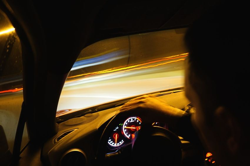 The Drive Toyota GT86 Toyota Gt86 Car Transportation Driving Car Interior Mode Of Transport Travel On The Move Vehicle Interior Speedometer Dashboard Night City Steering Wheel Vehicle Mirror Japanese Car HachiRoku My Year My View