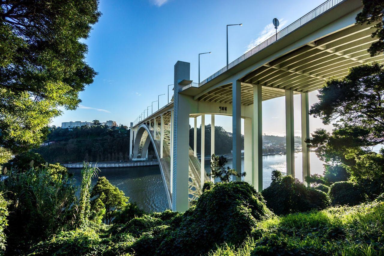EyeEm Porto Water Reflections Bridge Light And Shadow