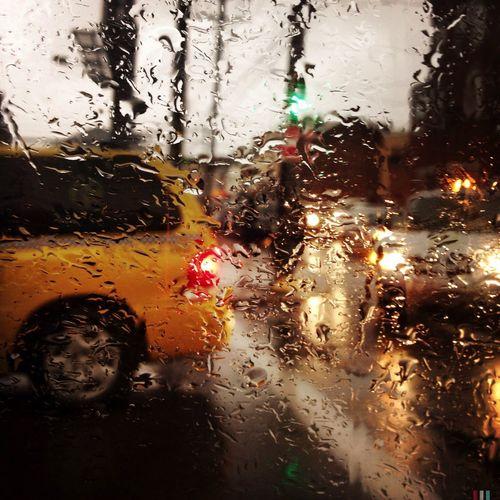 Streetphotography Pantone Colors By GIZMON Rainy Days