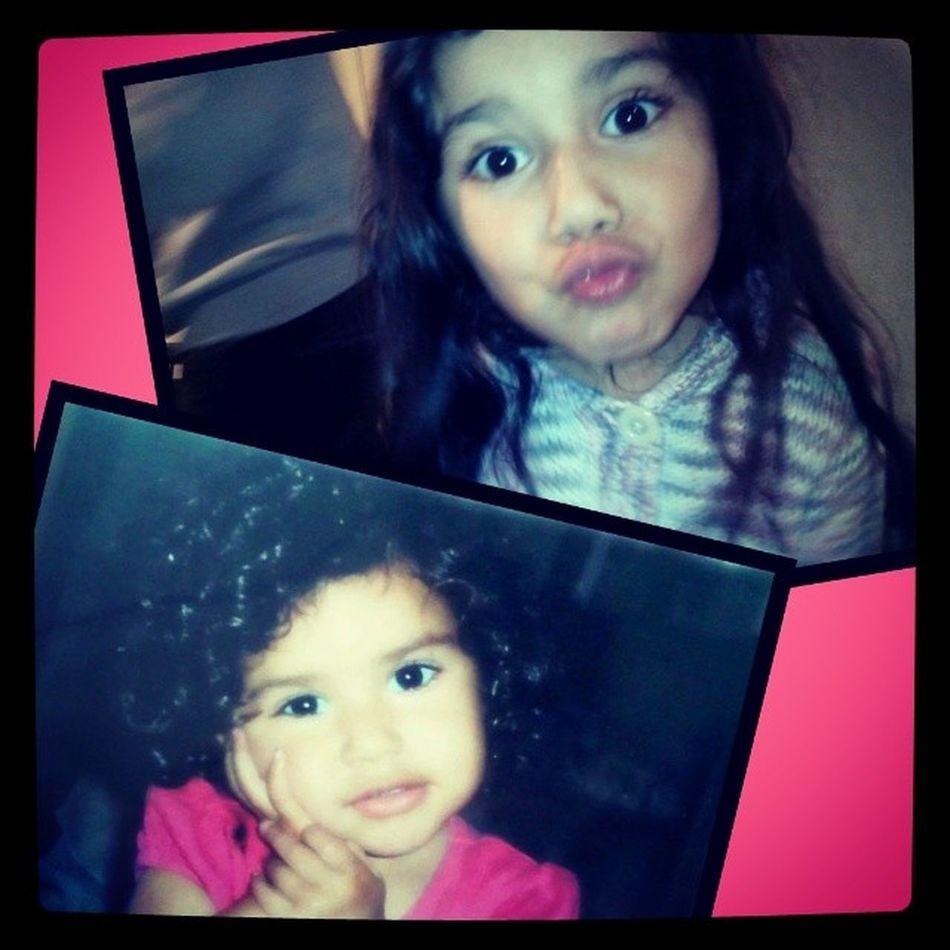 La consentida de su tia Jessi♥ Miprincess Labebe Laluz Demivida hermosalamo