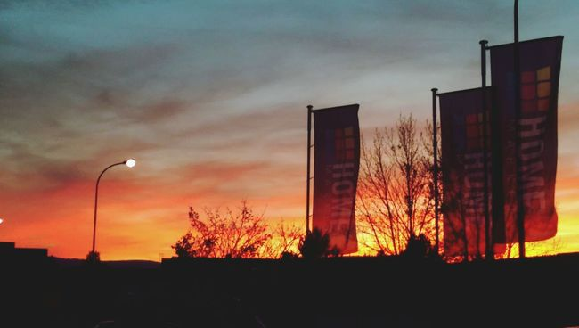Taking Photos Sun Sky Sunset