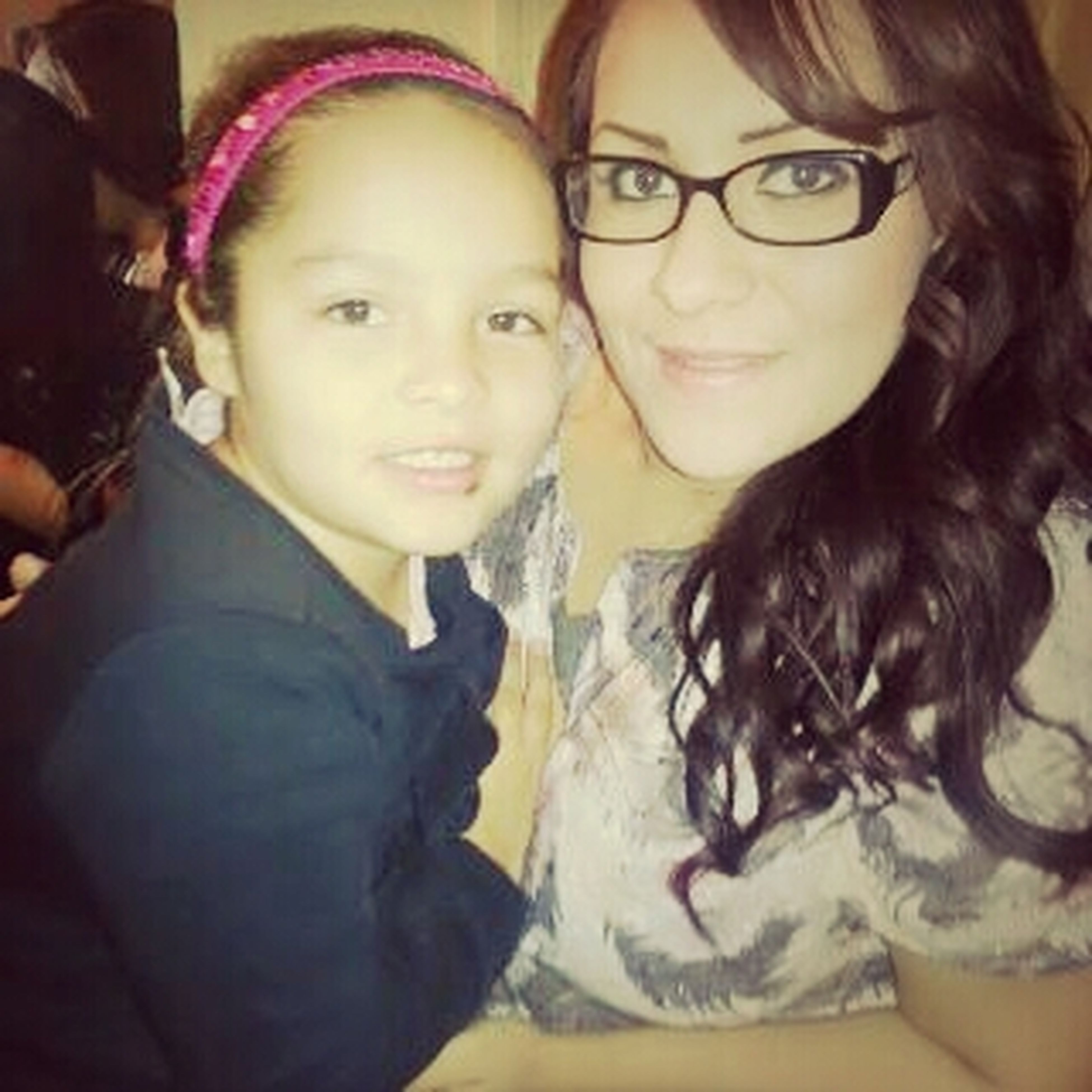 Daughther And Mommy