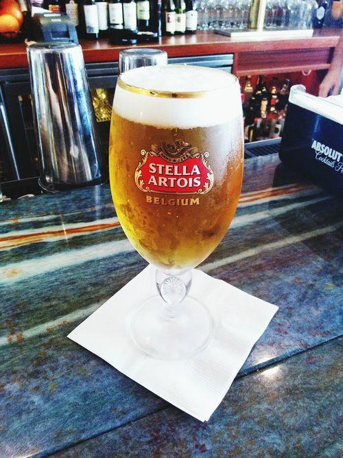 Stellaartois Stella Beer Icecold Icecoldbeer Beach Belgium Quencher