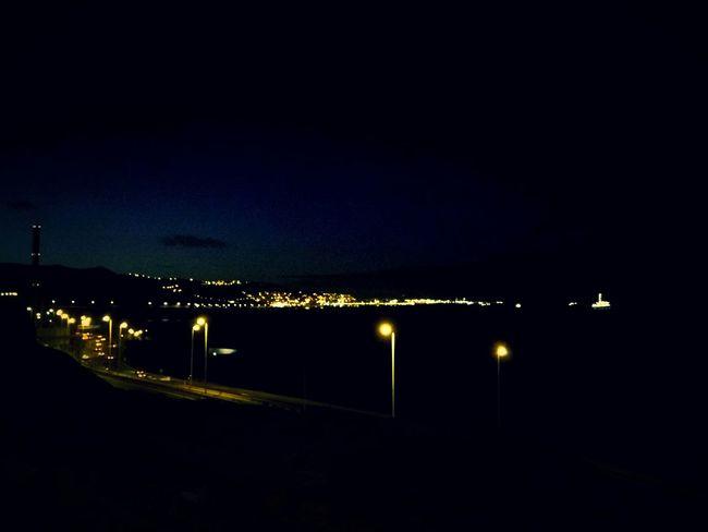 My beautifull nocturnal city.... \ Mi preciosa ciudad nocturna.... City Lights Night Lights ...Rincones De Las Palmas ModernA... Phonedited