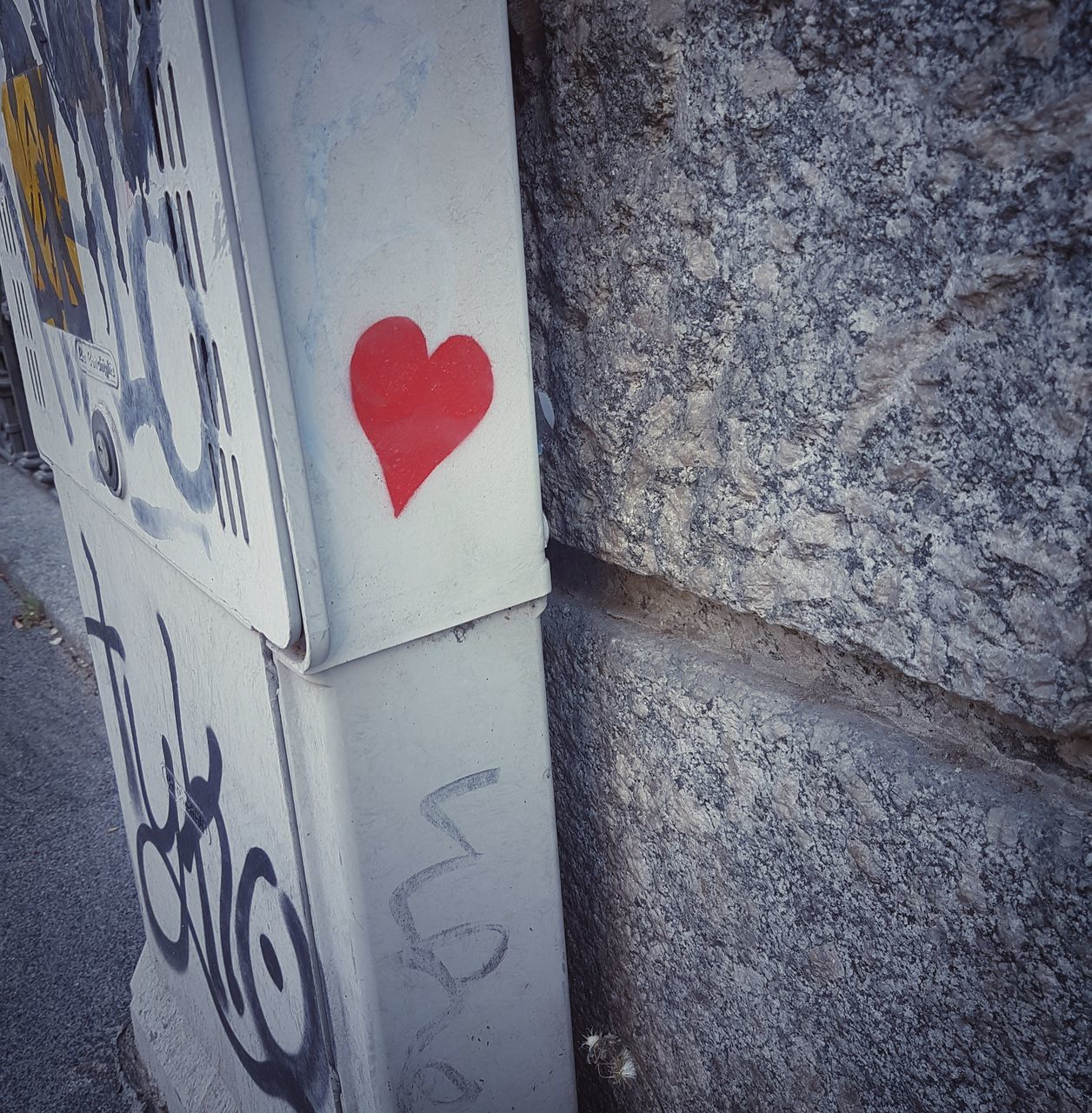 heart shape, love, no people, day, communication, outdoors, red, close-up, architecture