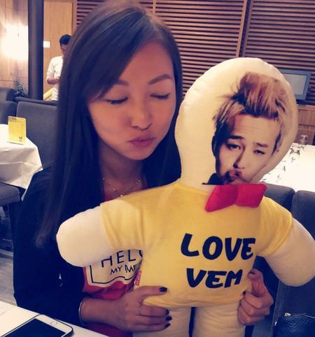 Hbd To Me  Jiyong Best Gift Of 2015💋 1109