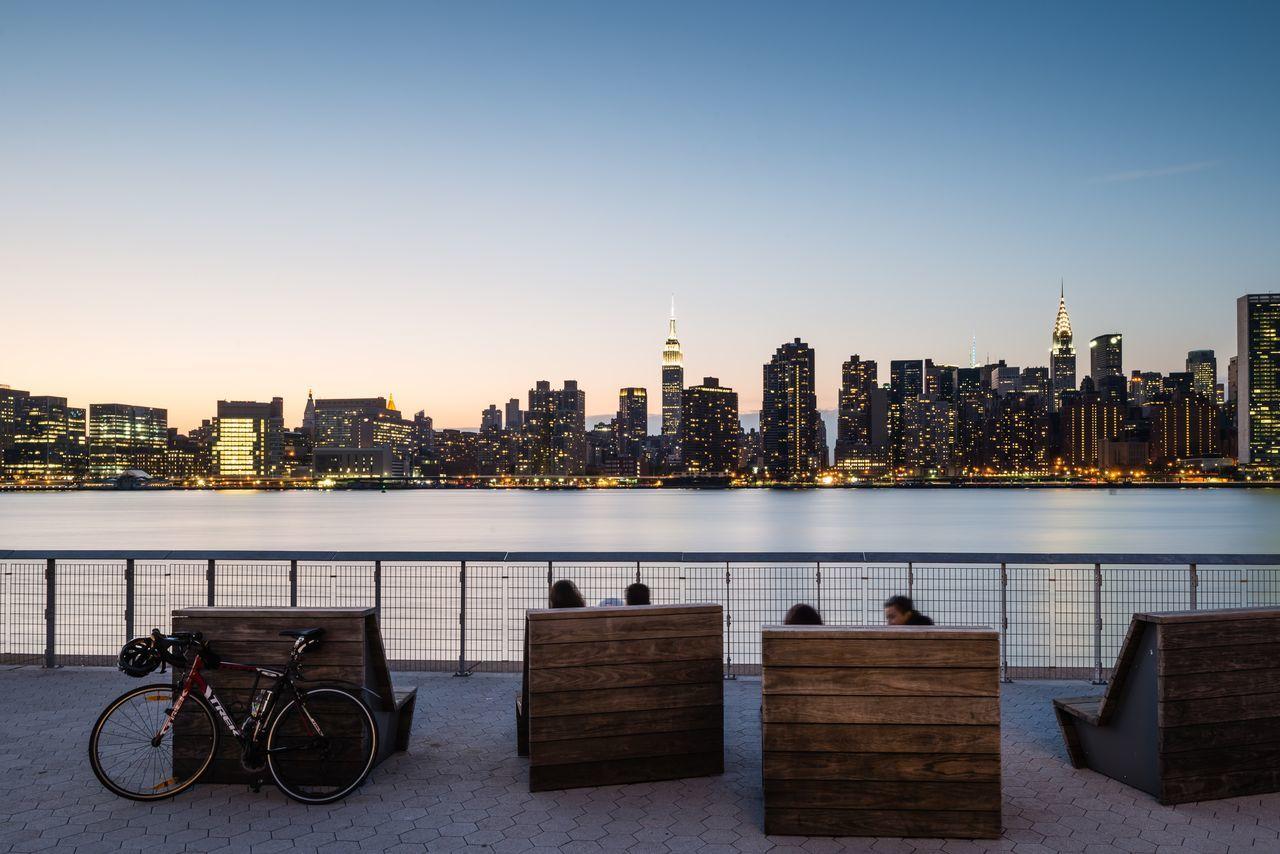 Beautiful stock photos of gebäude, Architecture, Bench, Bicycle, Building Exterior