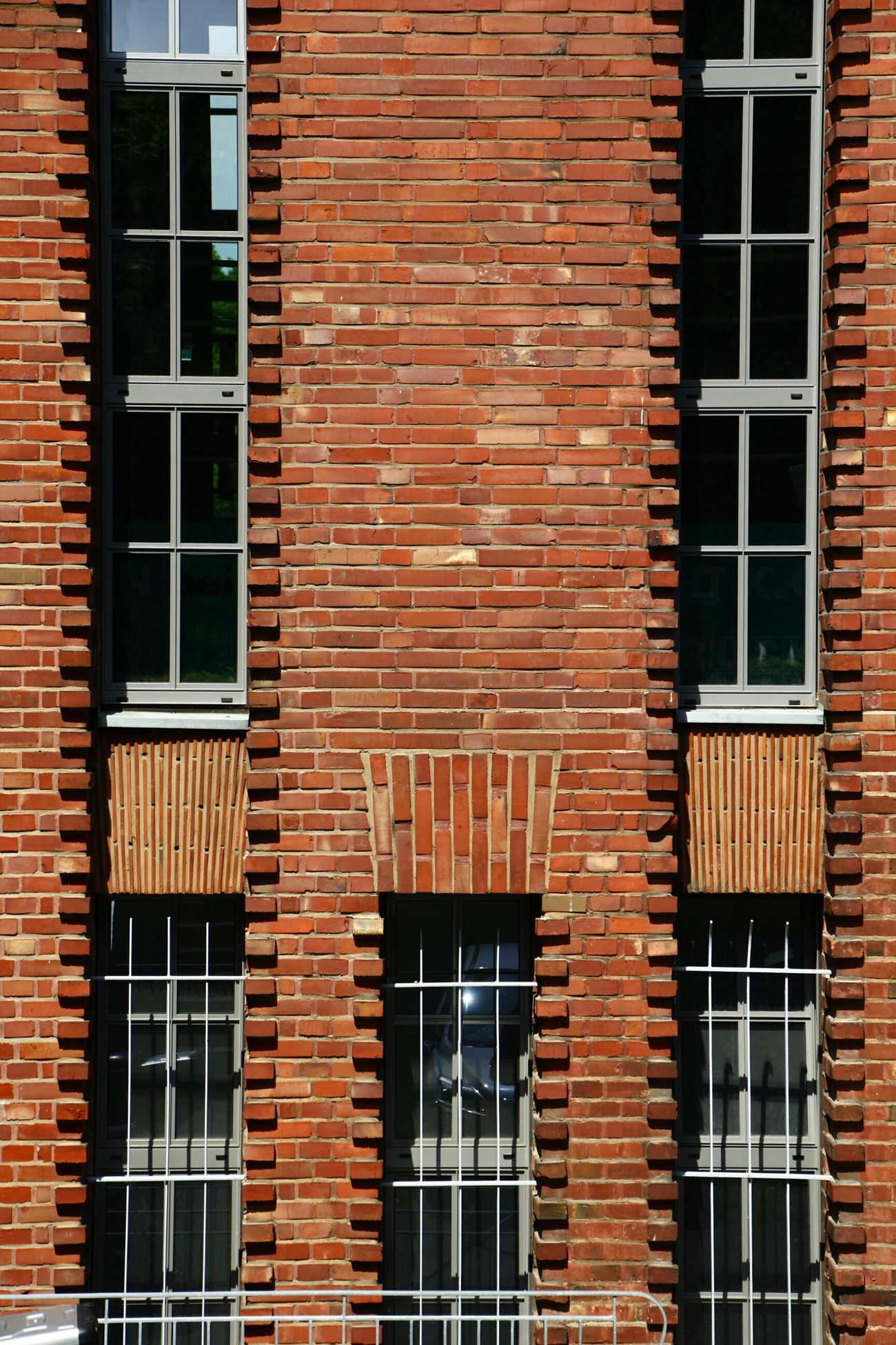 Brick Wall Architecture Cologne , Köln,