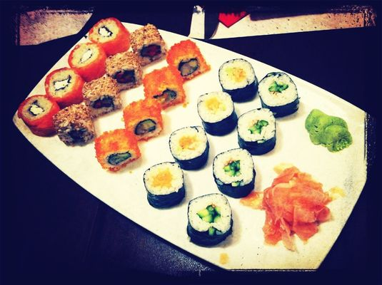 Sushi by ❤ AYGUN ❤