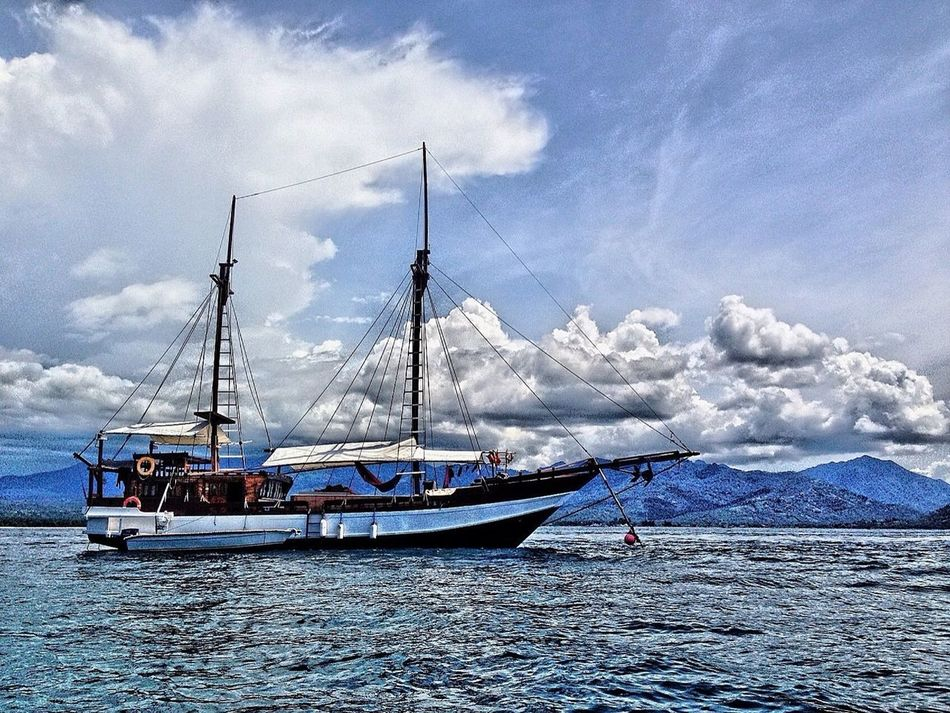 2013 ship ready to sail..