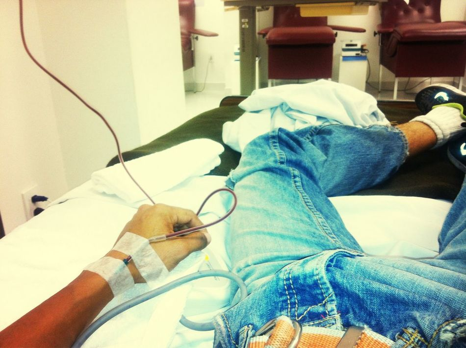 Life Getting Medicine Check Up Get Well Soon! ??