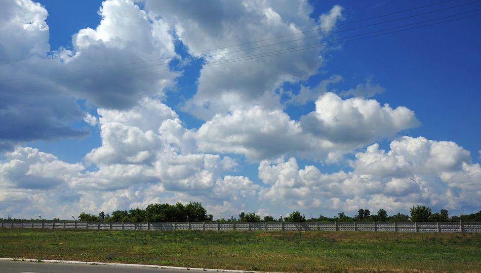 Cloud - Sky Sky Landscape No People Nature Day Тольятти