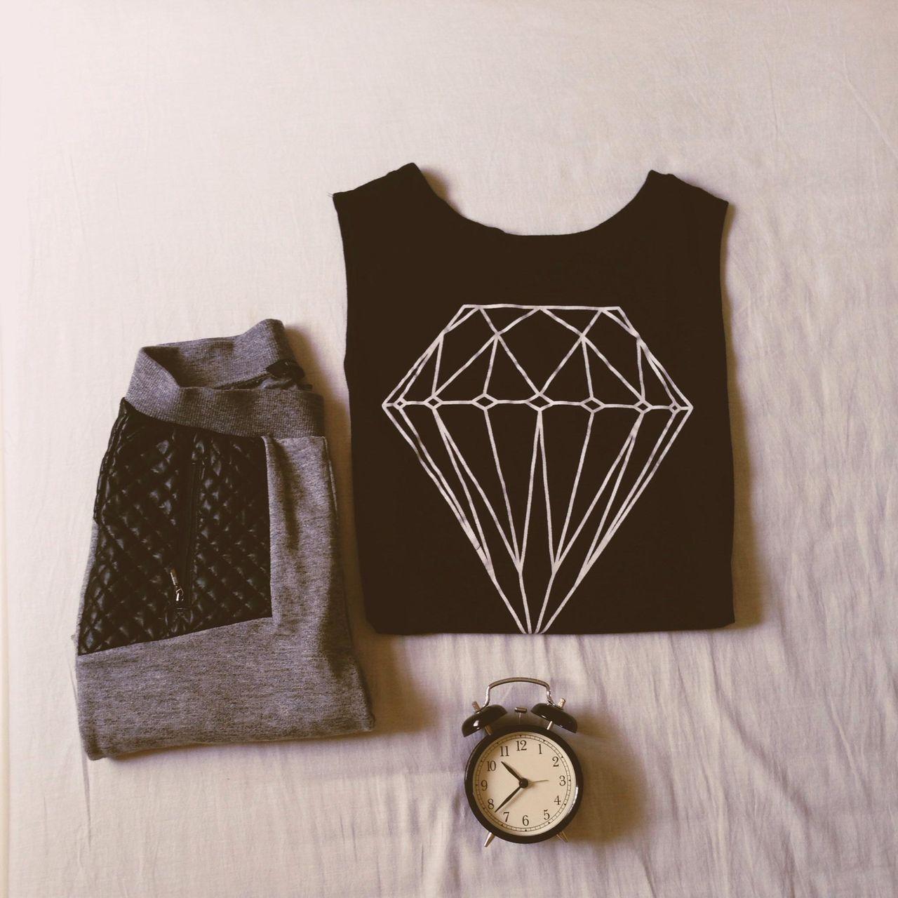 Beautiful stock photos of diamond, Alarm Clock, Bed, Casual Clothing, Clock