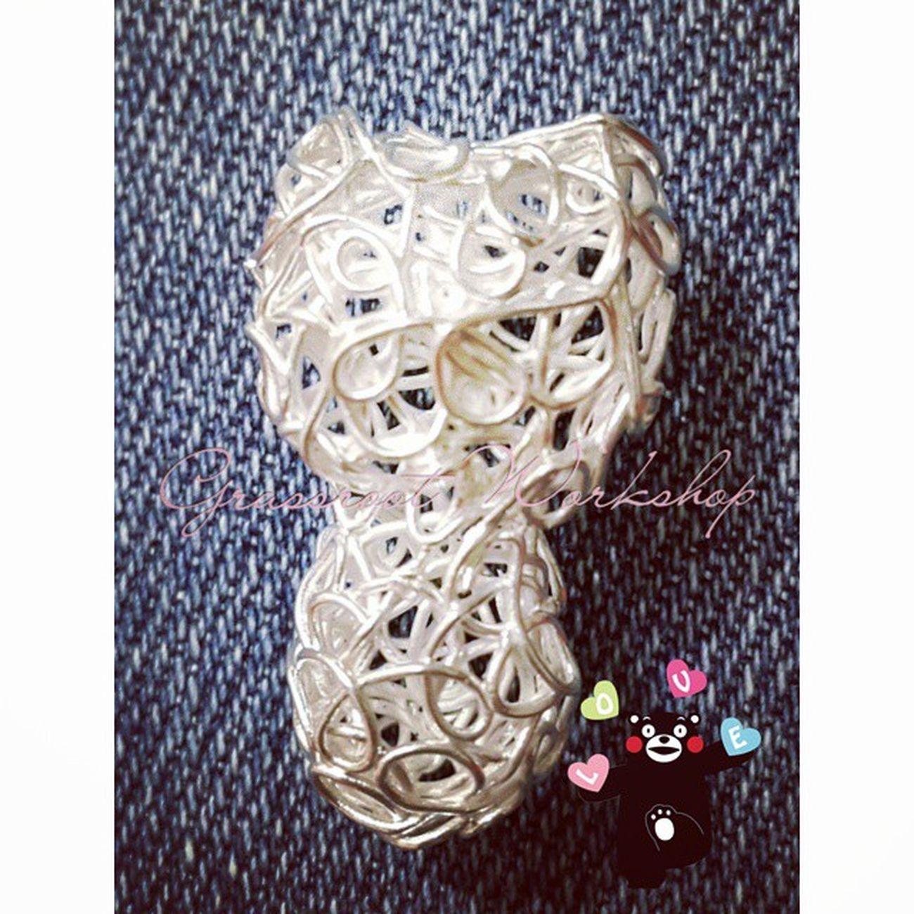 Pmc 銀黏土 貓形 99 .9 純銀 PMC handmade hongkongshop onlineshop accessories silver clay 手工藝 手作 香港店 網店 Diy