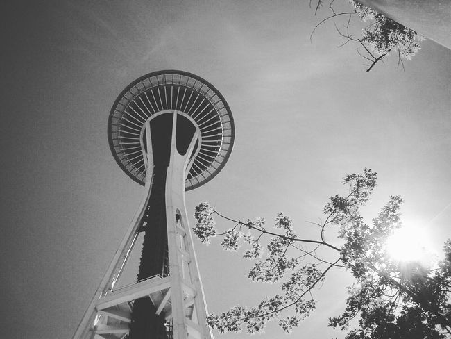 Seattle, Washington Space Needle EyeEm Best Shots - Black + White EyeEmBestPics Eye4photography