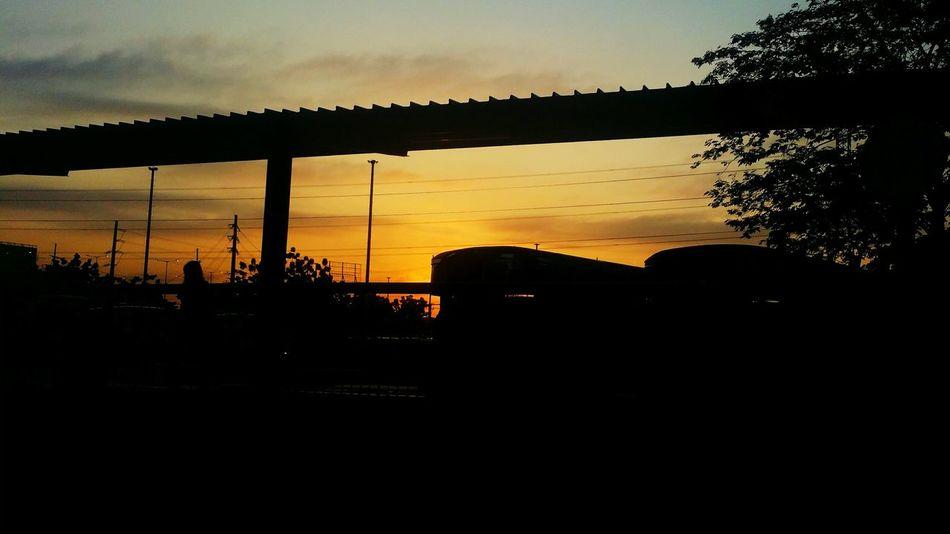 The Dawn is Breaking EyeEm Best Shots - Sunsets + Sunrise Eyeem Philippines Sunrise Mobilephotography