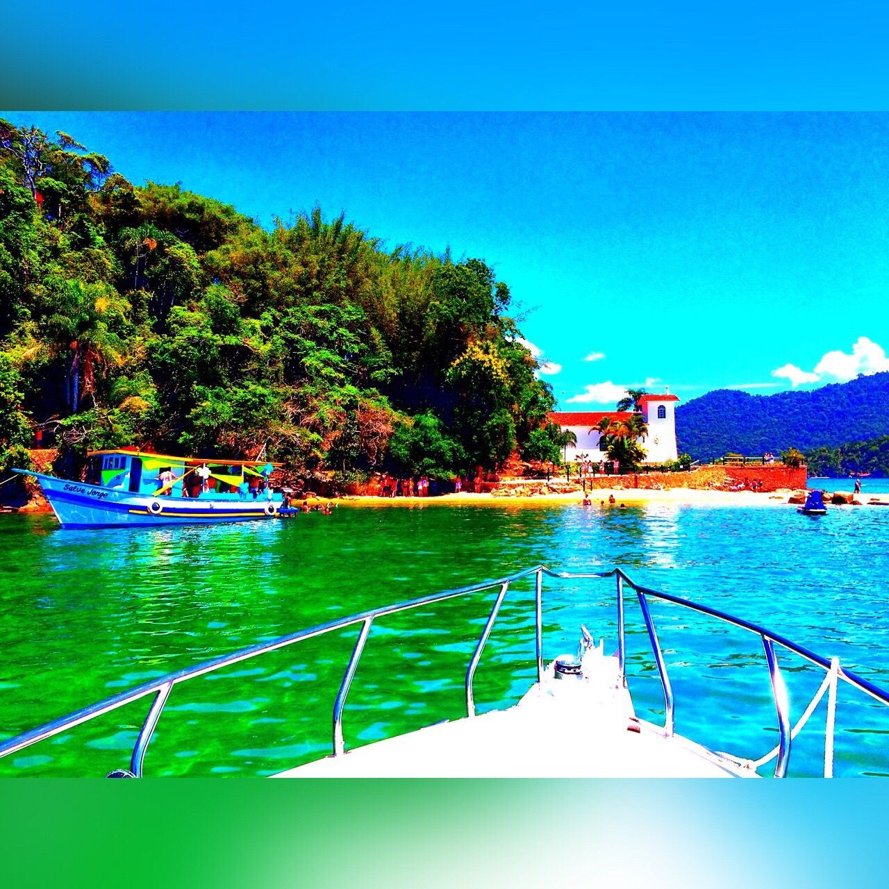 Angra Heaven Nature Relaxing Check This Out