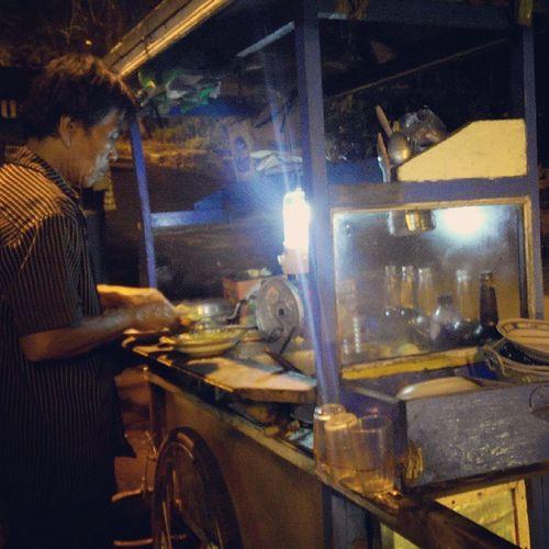 KETOPRAK Tradisional Food of INDONESIA Kuliner Makanmalam Night Jakarta Lenovotography Photooftheday Photophone  Lzybstrd