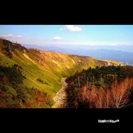 このあいだ草津白根山に遊びに行ってきたよ~(^_^)v 今回の目的は山飯~(*≧∀≦*) Japan Enjoying Life Good Memory Mountain View