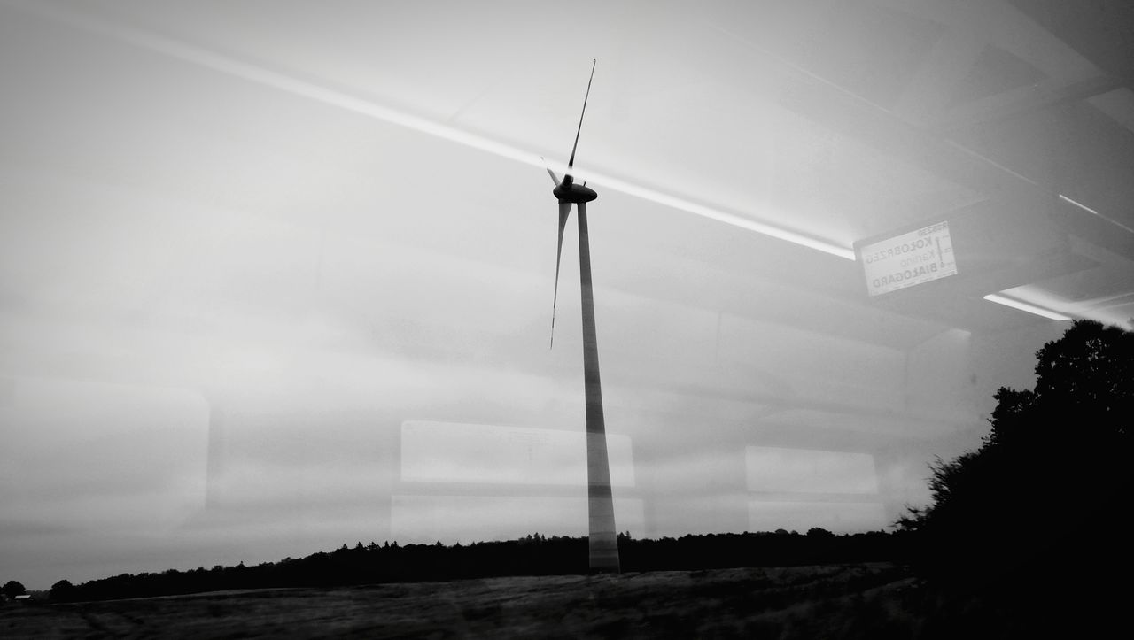 Wind Power Social Issues Day No People Alternative Energy Rural Scene Wind Turbine Outdoors Technology Sky