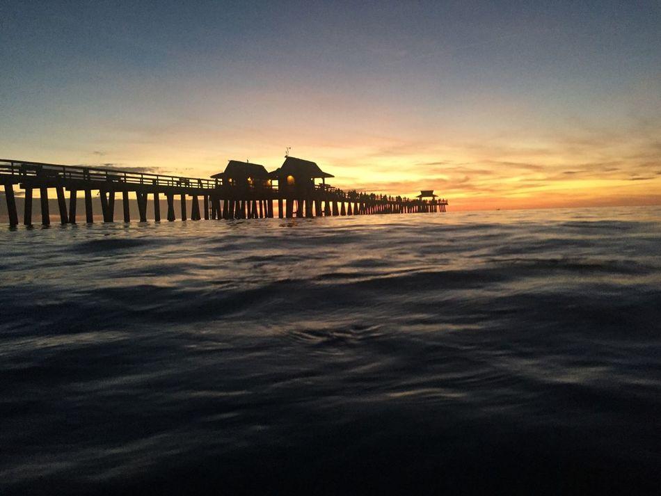 No Filter Sunset Florida