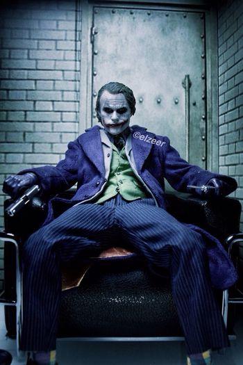 Portrait Action Figures The Joker