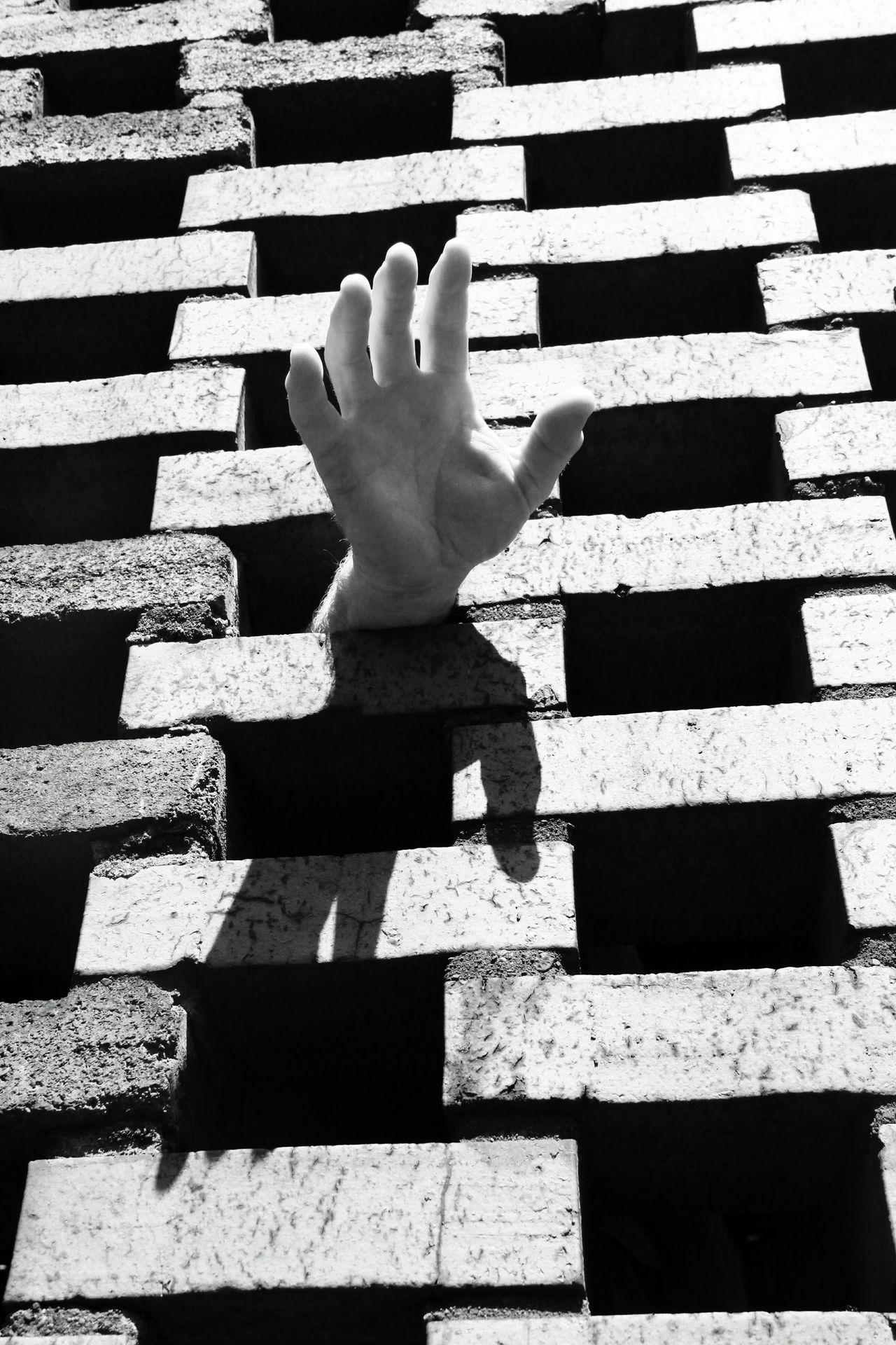 Helping Hand Taking Photos EyeEm Gallery Eeyemgallery EyeEm Best Shots Week On Eyeem Landschaftspark   Duisburg   Germany Industrial Architecture Taking Photos Black And White Black & White The City Light The Secret Spaces Resist Break The Mold TCPM Art Is Everywhere
