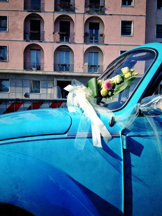 Streetphotography Vintage Cars Blue Sky Street Life