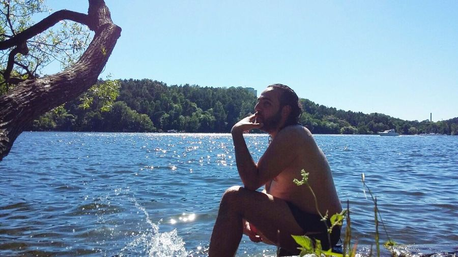 Baltic Sea Relaxing Enjoying The Sun Crazy Moments Taking Photos Swedish Summer Sunny☀ Smoke Weed