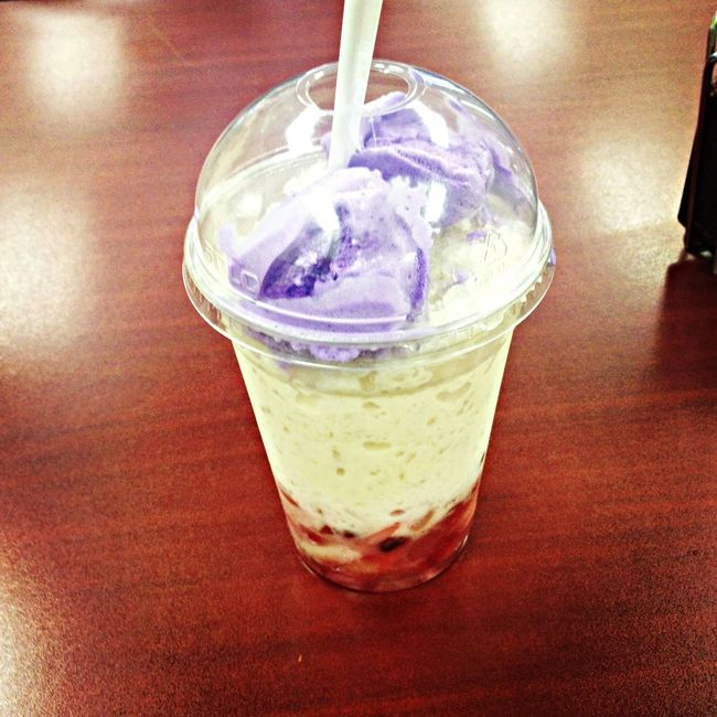 Filipino Asian  Filipino Dessert Drink Halo Halo