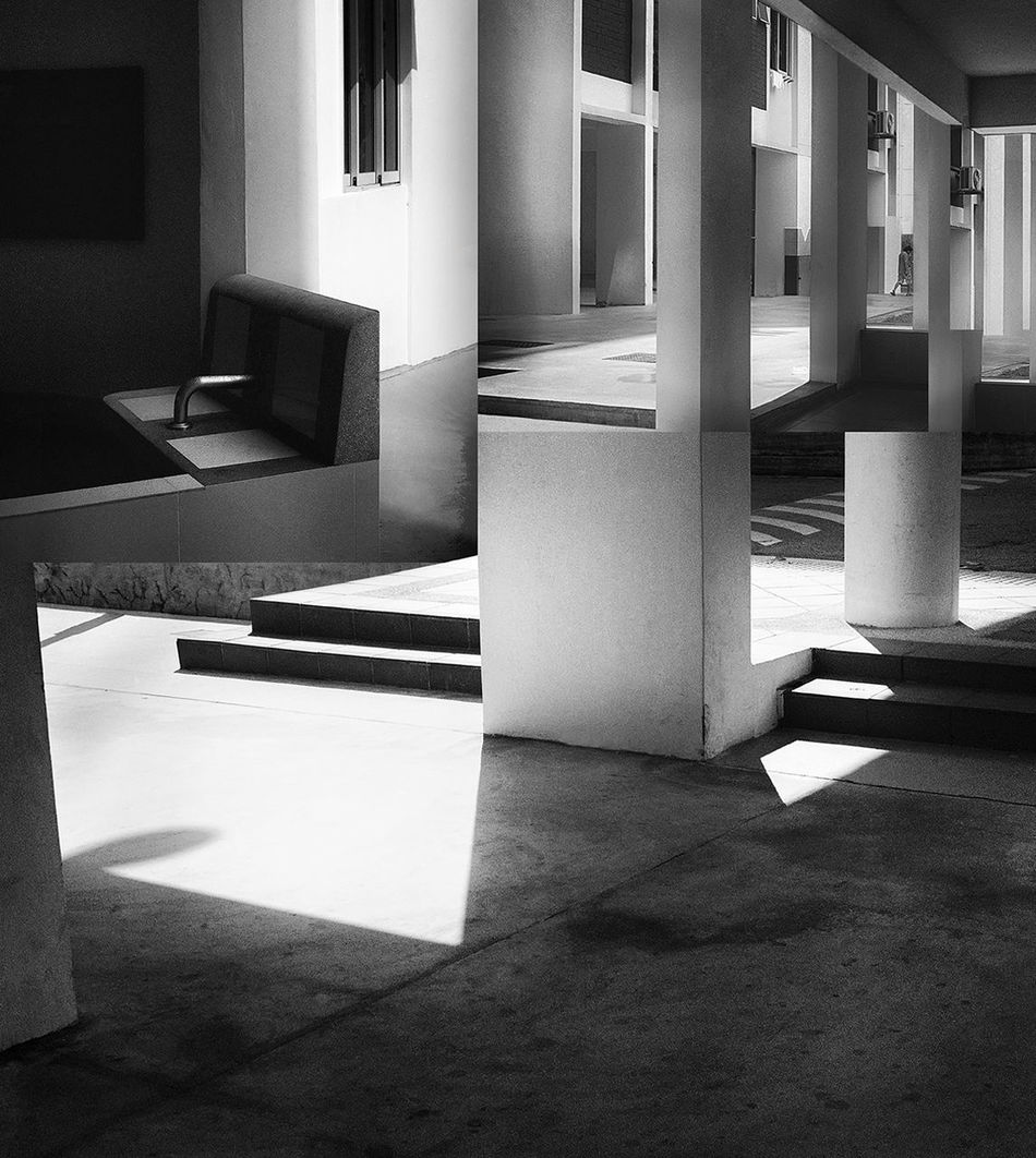 SPLACE #01 35mm Film Architecture ArchiTexture Blackandwhite Photography HDB Light And Shadow Splace The Architect - 20I6 EyeEm Awards First Eyeem Photo Abstract Architecture Monochrome Photography