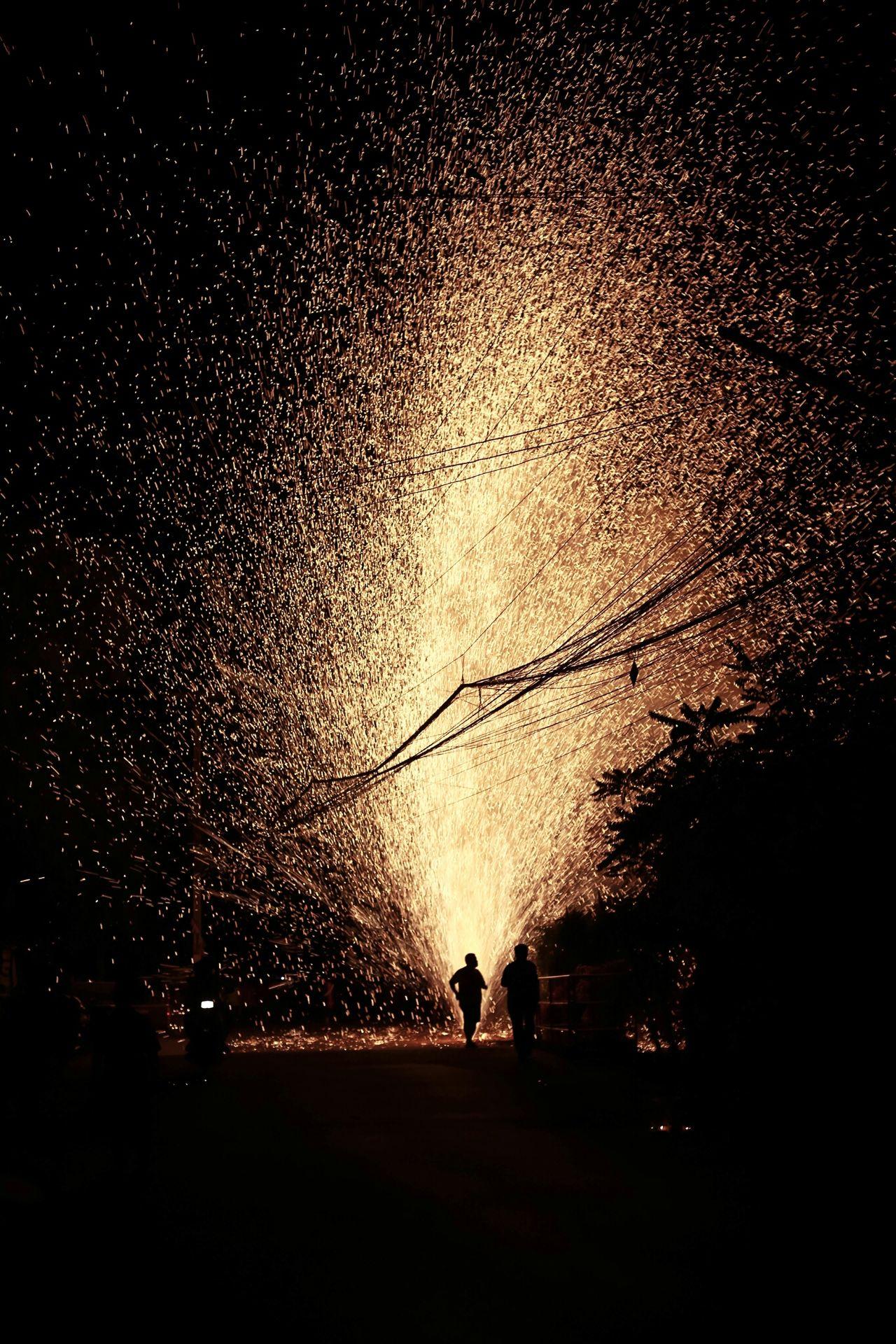 Fireworks Loy Krathong Fireworks EyeEmbestshots Festival