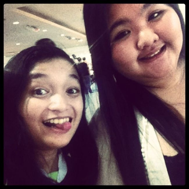 No one can replace her, she's a one in a million best friend for me ;) Loveher Supportive Crazywithkindhearted Bestfriendforlife