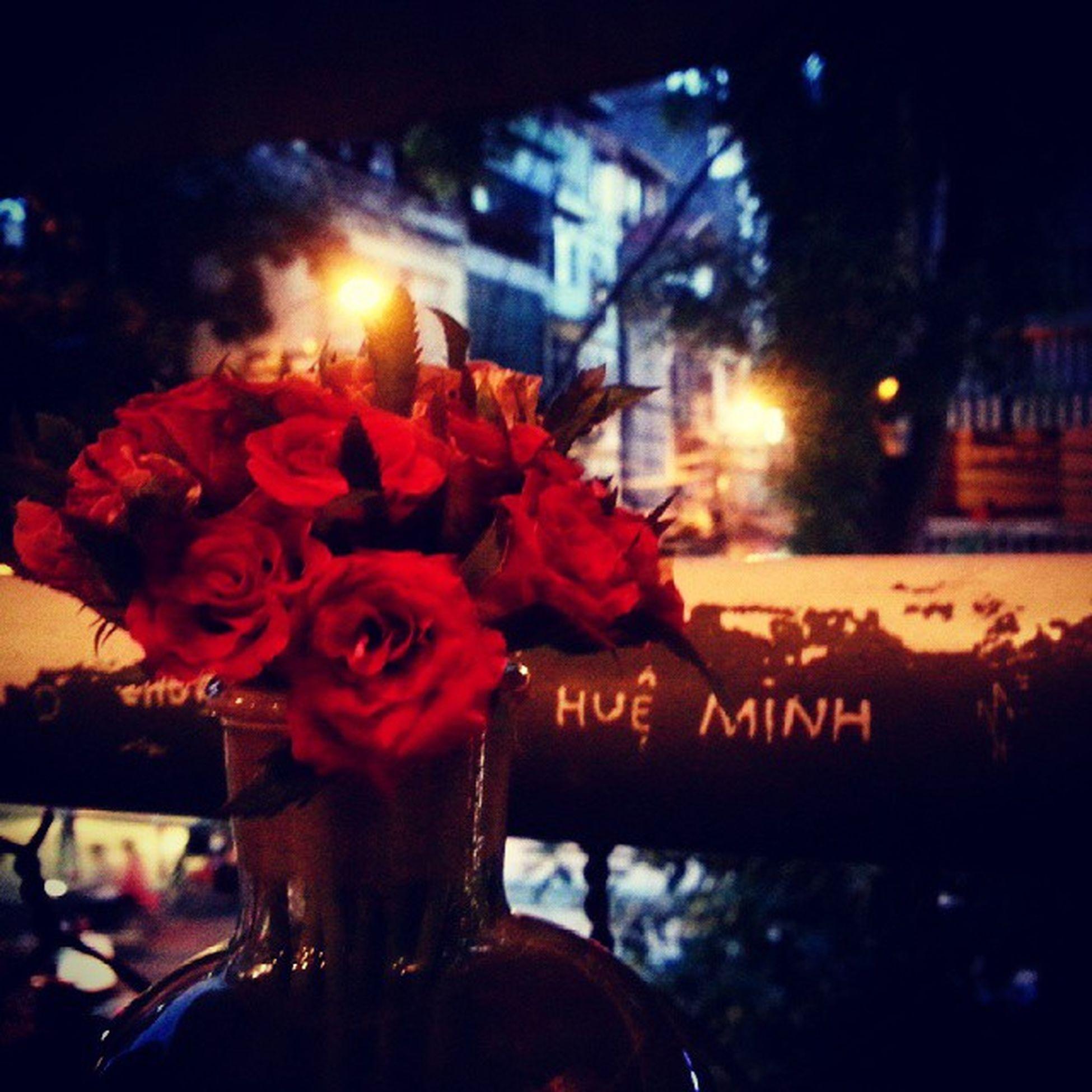 Roses Cong Caffè Red Night