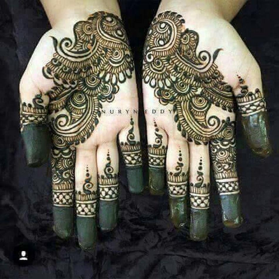 Henna Tattoo ❤ Directly Above Close-up Human Hand Human Body Part Design Art Art And Craft Creativity Parasngupta_photography