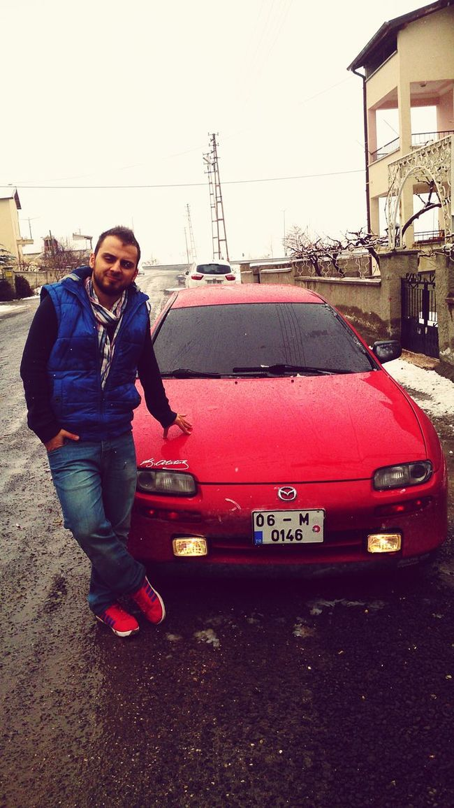 On The Road Hello World That's Me Sport Cars Mazda Enjoying Life