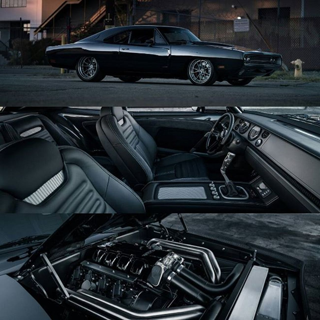 'Tantrum' 1970 Dodge Charger Dodgecharger
