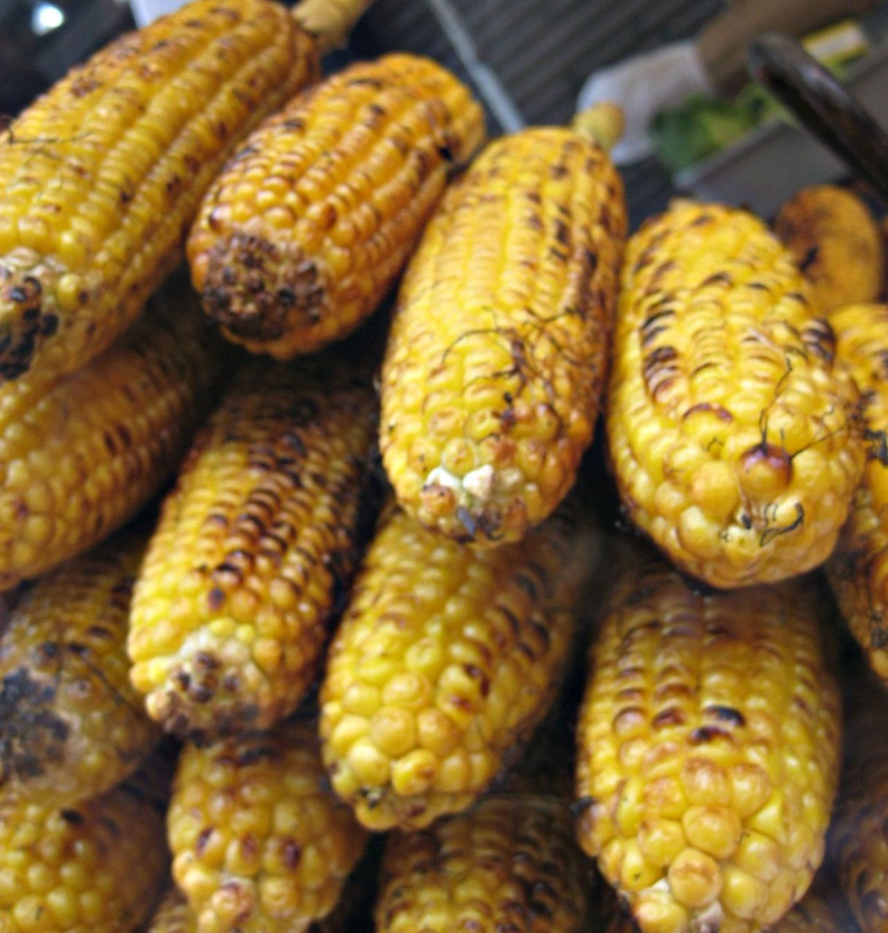 Abundance Charred Charred Corn Close-up Corn Corn On The Cob Food Food And Drink Food Photography Food Porn Freshness Healthy Eating Little Italy Little Italy NYC Market San Gennaro San Gennaro Festival Street Fair Yum Yummy Yummy Food Foodie Foodphotography Foodporn