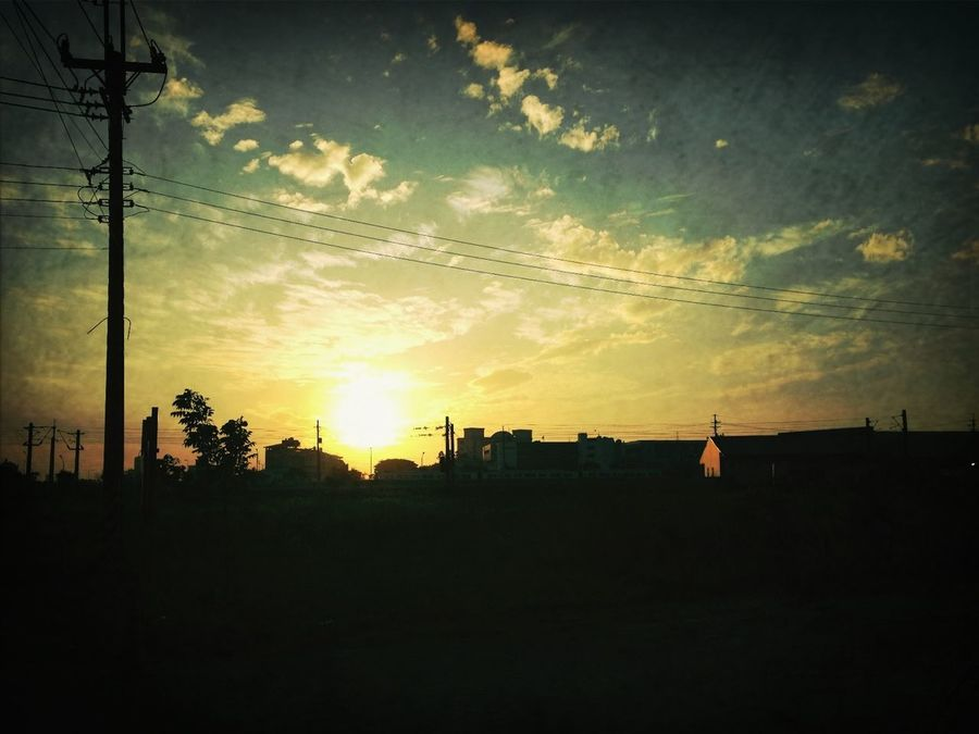 Subway Sunset Landscape Landscape_Collection
