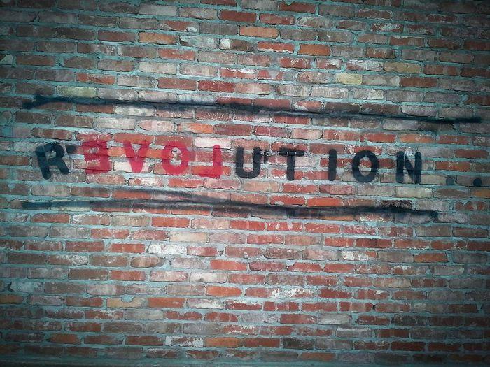 Revolution First Eyeem Photo