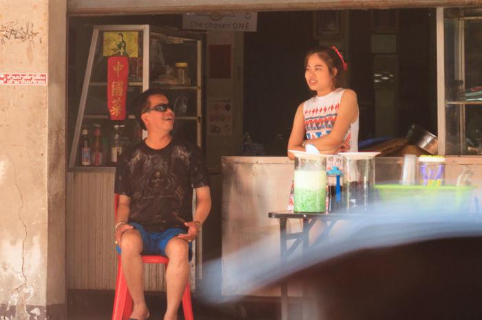 Chiang Mai Chiang Mai   Thailand Faces Looking At You Mayhem  Party Smiles Songkran Songkran 2016 Songkran Festival Splash Street Party Street Photography Street Scenes Street Style Thai Style Thailand Water Fight Water Garden