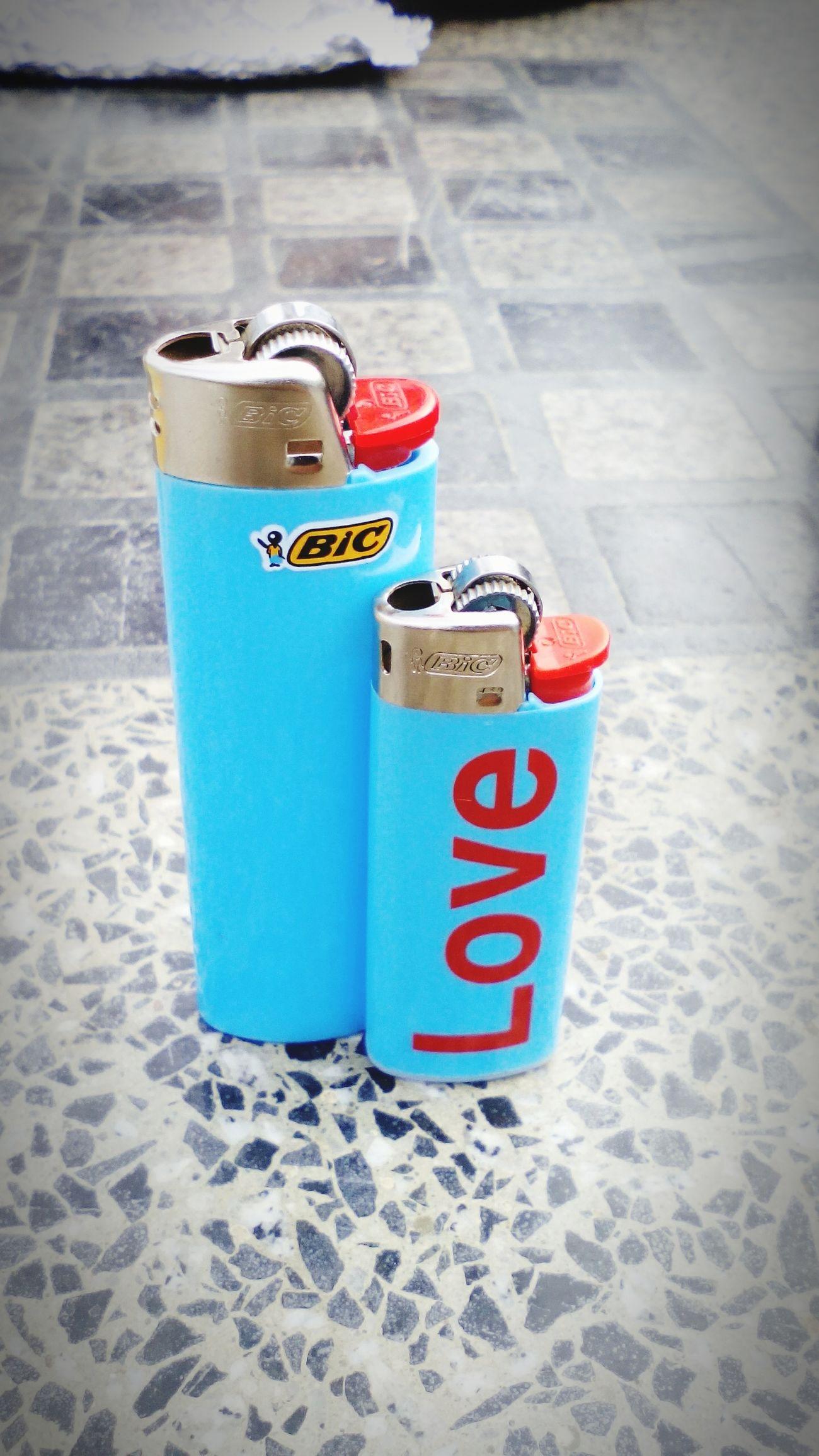 Big Love Blue Firelighter
