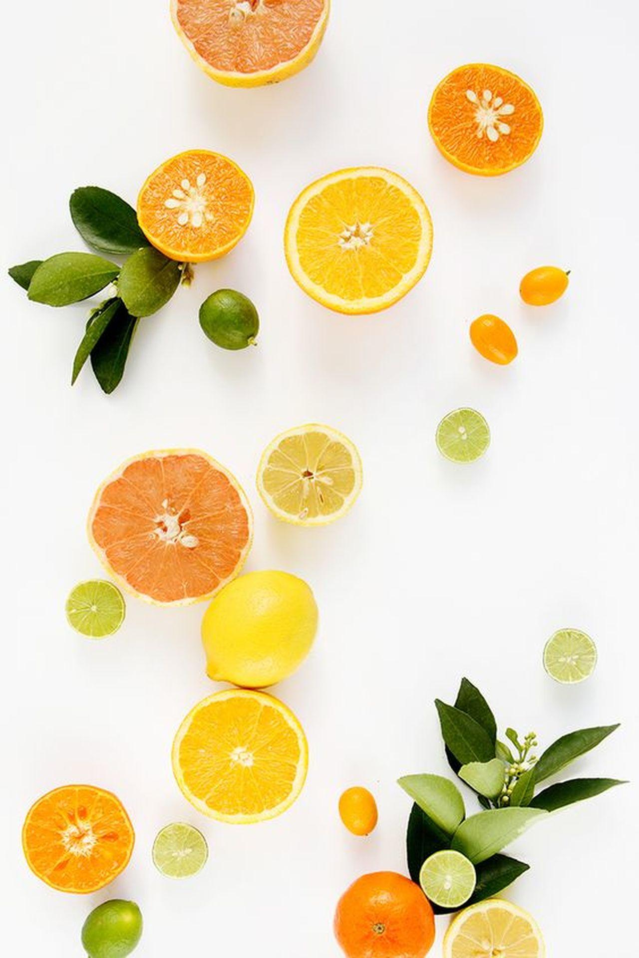 Juicy Food Orange Color Yellow Fruit Citrus Fruit Lemon White Background Healthy Eating Group Of Objects Variation Freshness Vitamin Grapefruit Nature SLICE Vegetarian Food Sour Taste No People Kiwi - Fruit