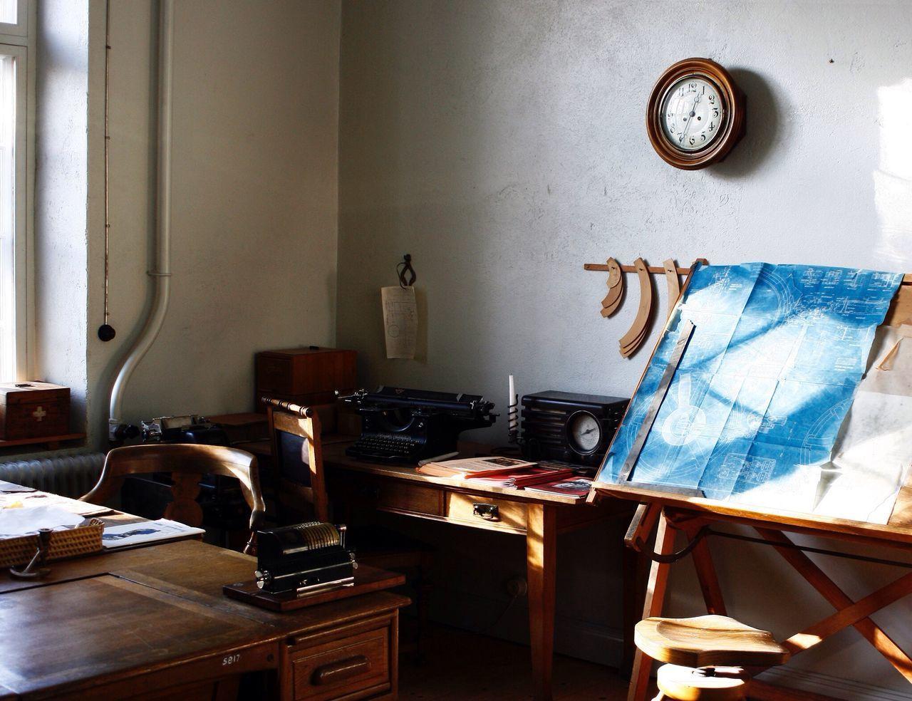 Beautiful stock photos of retro, Blueprint, Chair, Clock, Day